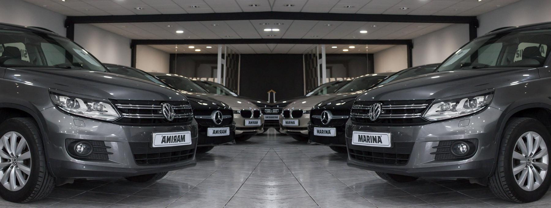 Marina Multimarca concesionario de coches de alta gama y segunda mano