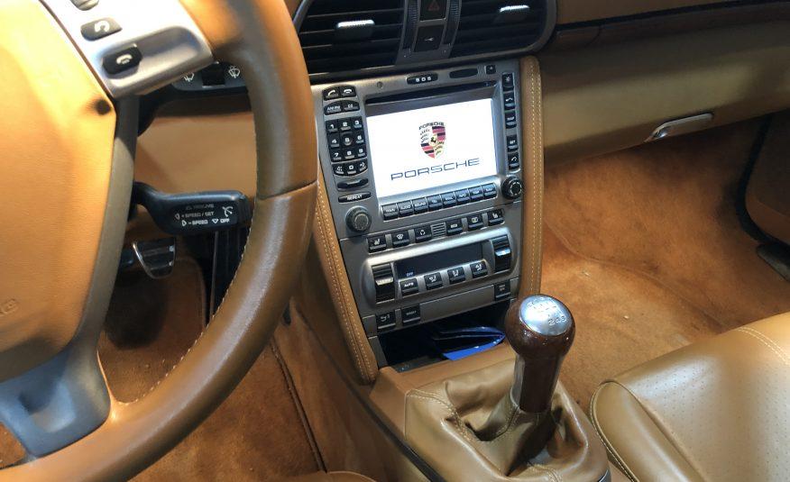 PORSCHE CARRERA 911- KIT CARROCERÍA TURBO