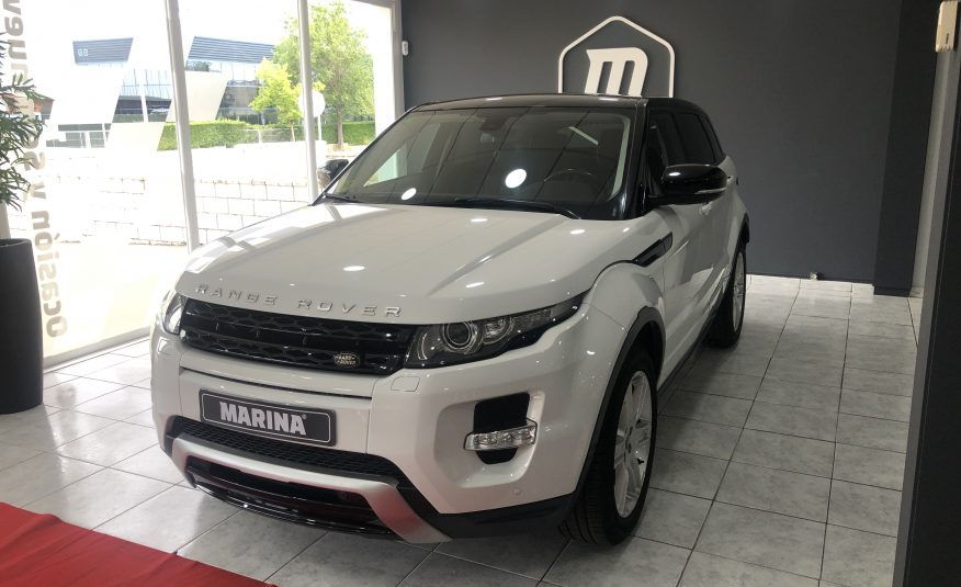 LAND ROVER EVOQUE 2.2 150 C.V. TD DYNAMIC