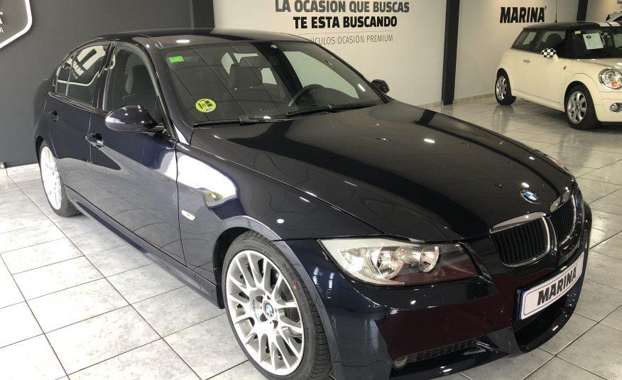BMW 318 PACK M INTERIOR Y EXTERIOR