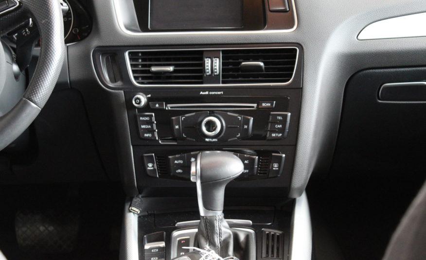 AUDI Q5 2.0 TDI 177 C.V QUATTRO AUTO.