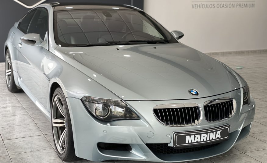 BMW M6 V10 511 C.V.